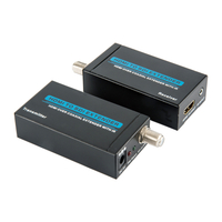 HDMI Extender 100m over coaxial cable with IR