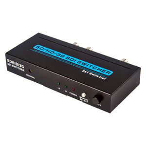 SD/HD/3G SDI 2x1 Switcher