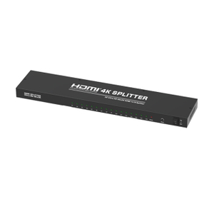 HDMI1.4V 1x16 Splitter(3D Ultra HD 4Kx2K)