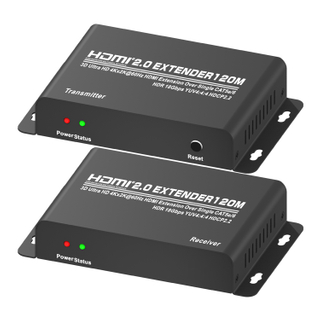HDMI2.0 120M Extender Over CAT5e/6(3D Ultra HD 4Kx2K@60Hz)