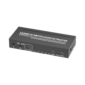 HDMI 5x1 Switcher (3D ARC Audio EDID setting 5.1CH/ADV/2CH)