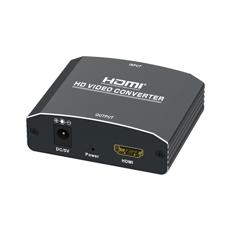 YPbPr+Stereo to HDMI Converter